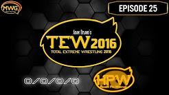 MWG -- TEW 2016 -- Hawkeye Pro Wrestling, Episode 25