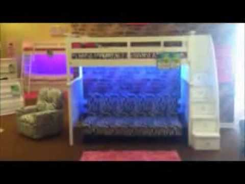 Light Up Beds At Cribs To College Bedrooms Naperville - Youtube