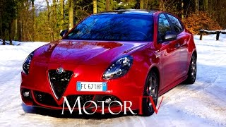 TEST DRIVE : ALFA ROMEO GIULIETTA VELOCE 1.8 TBi 16V 240 PS (GER)