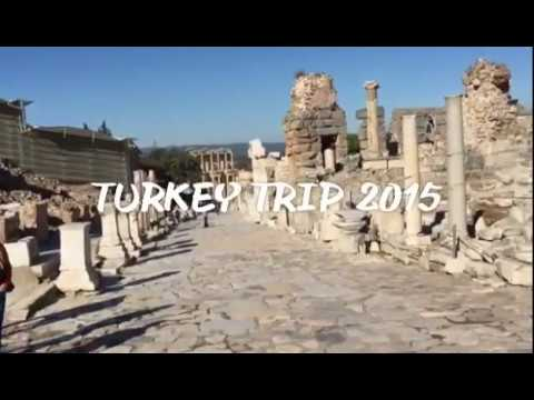 Travel Diary | Turkey Trip 2015 | Vlog