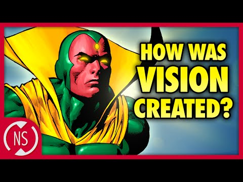 Vision's SECRET Origin! || Comic Misconceptions || NerdSync