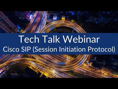SIP (Session Initiation Protocol) Training - Fundamentals from Sunset Learning Institute