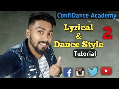 Lyrical Dance | Dance style | Tutorial 2nd | HINDI | Theory Knowledge | CDA