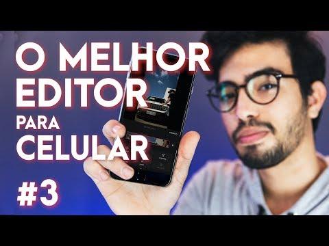 MELHOR EDITOR DE VIDEO PARA CELULAR