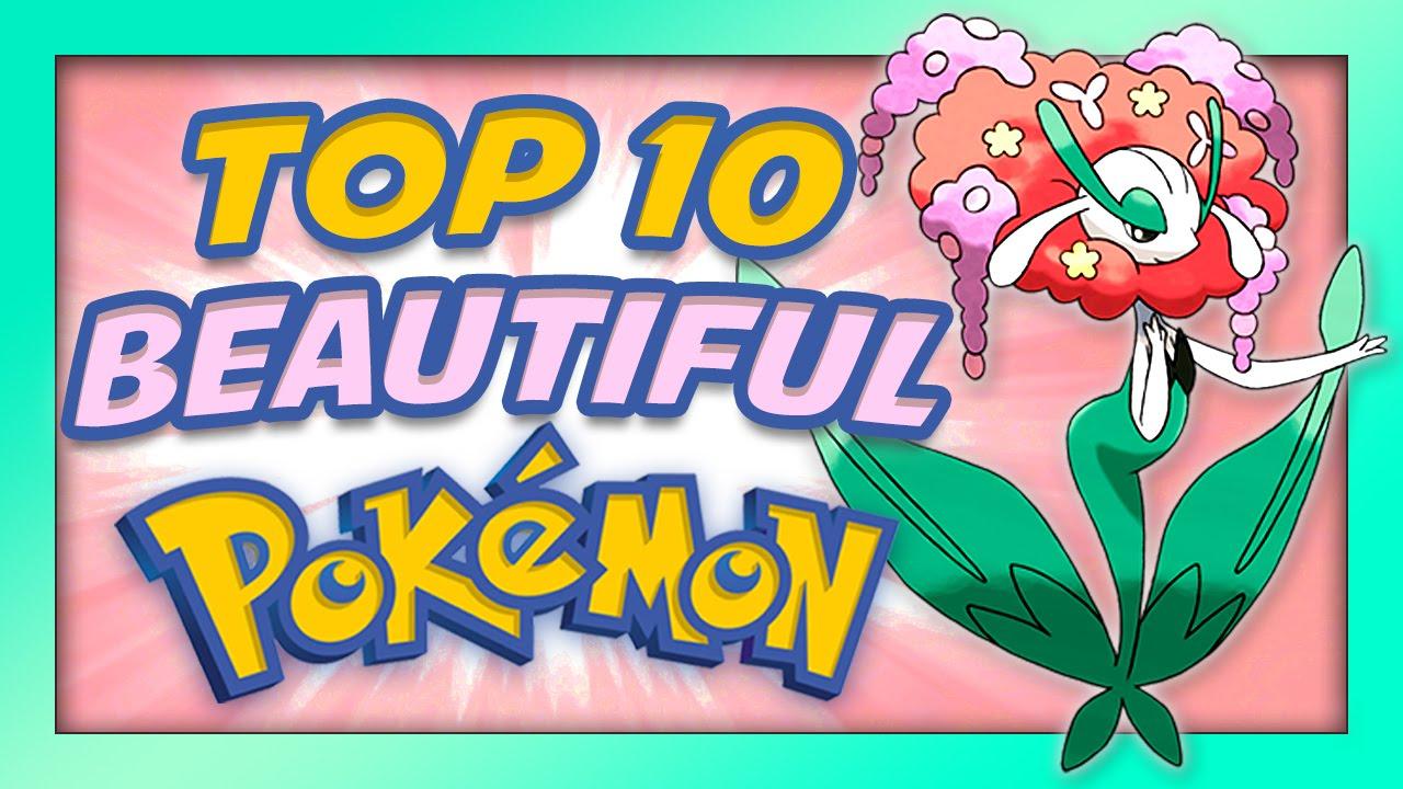 Top 10 beautiful pokemon youtube - The most adorable pokemon ...