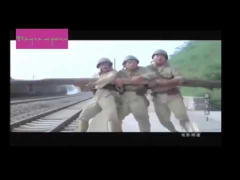 Phim hài Trung Quốc Hay nhất  Chiến Tranh với phát xít Nhật