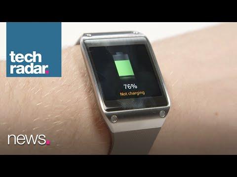 TechRadar Talks - The Smartwatch Battery Issue