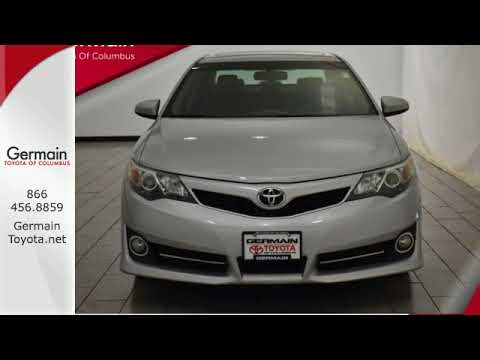 Used 2012 Toyota Camry Columbus, OH #52921 1   SOLD