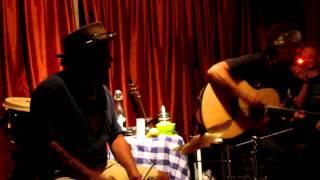 Jason Mraz - Plane @ house show 14-09-2011