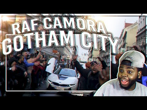 RAF Camora - GOTHAM CITY (Anthrazit RR) #03 REACTION!!