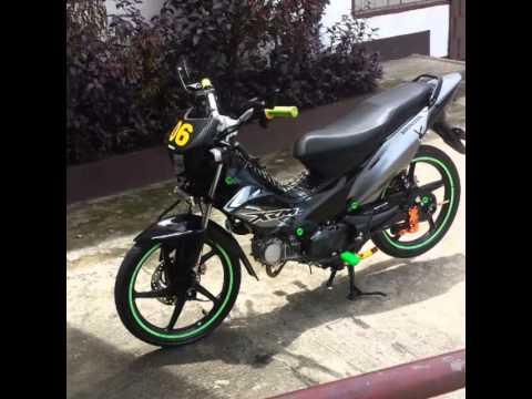 Yamaha Rs Setup