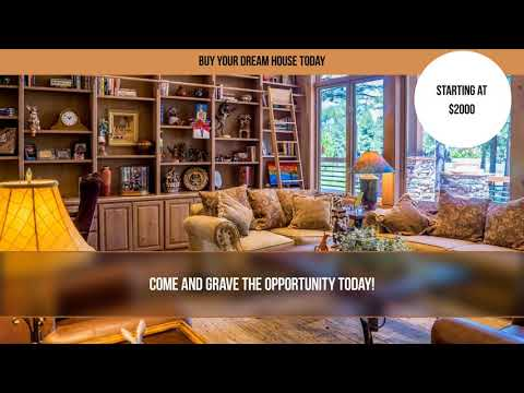 Real Estate Video Ad Template