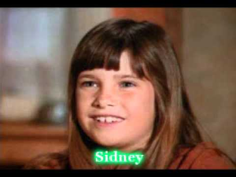 Telling Lindsay and Sidney Apart on Little House