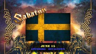 SABATON - Tour Trailer - Carolus Rex (Swedish Version)