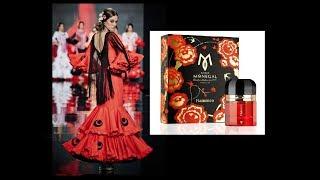 Reseña de perfume Flamenco de Ramón Monegal
