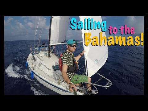 Sailing To The Bahamas! Ep. 24