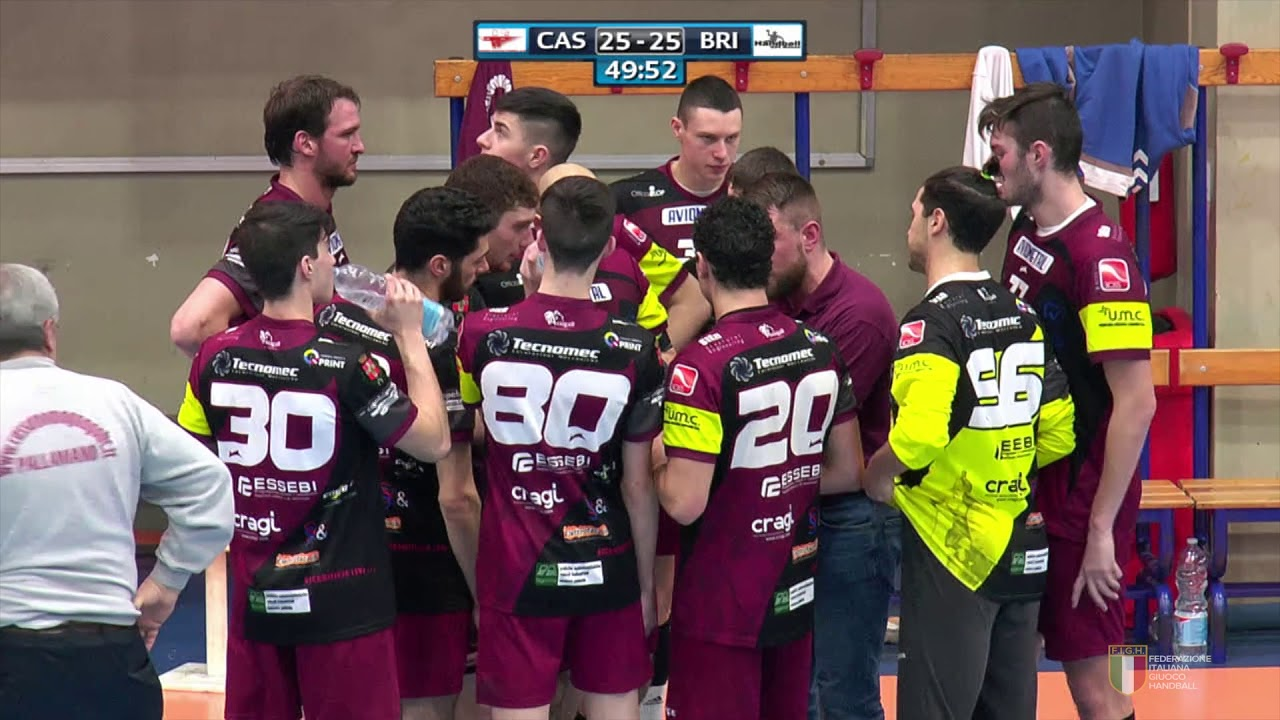 Serie A1M [18^]: Cassano Magnago - Brixen 30-30 | Interviste