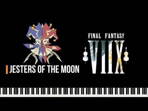 Final Fantasy VIIX  Jesters of the Moon Orchestral Power ARangers