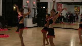 Baixar Cheryl Burke Dance Studio, Latin Bombshells, 2012 November