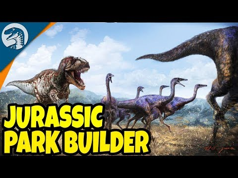 JURASSIC PARK SIMULATOR, 1,000,000,000 BC? PARK BUILDER & MORE   Prehistoric Kingdom Gameplay