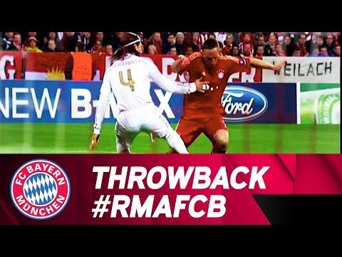Real Madrid vs. FC Bayern München | Historic Champions League Duel in 2012 | #RMAFCB