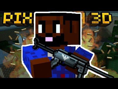 EPIC PRIMARY WEAPON!! | Pixel Gun 3D