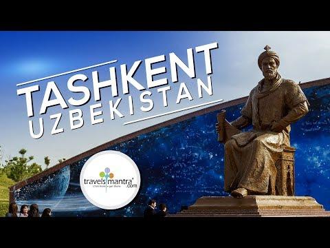 Tashkent - Uzbekistan a travel documentary