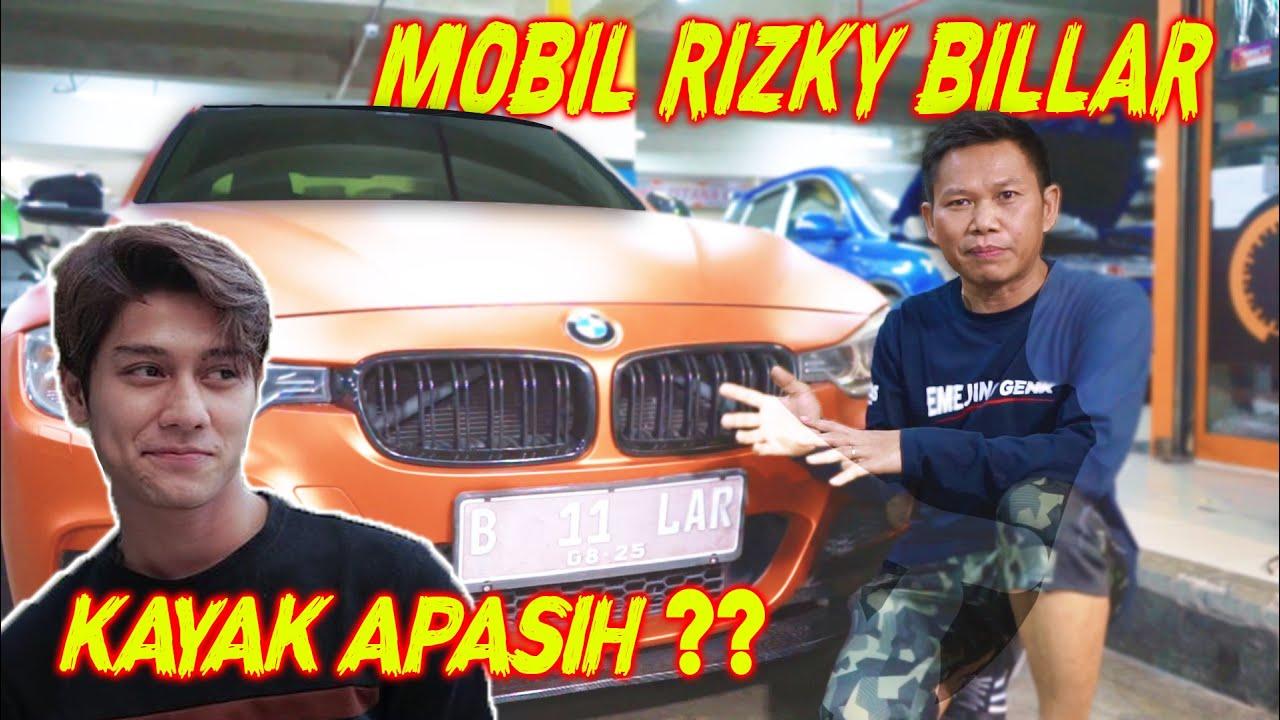 Mobil Bmw Rizky Billar Isinya Parah Kita Acak Acakin Guys Ada Buku Naruto Hinata Youtube