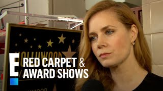 Amy Adams Receives Star on Hollywood Walk of Fame | E! Live from the Red Carpet