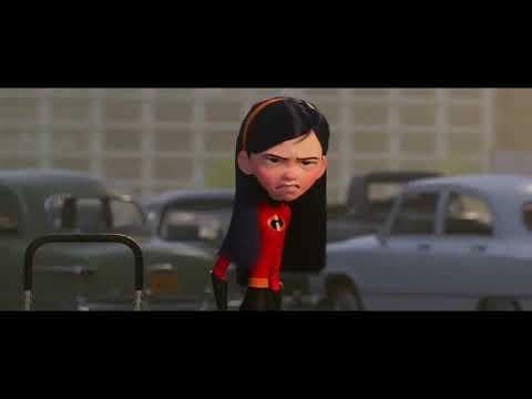 Incredibles 2  - Violet (TV Spot)