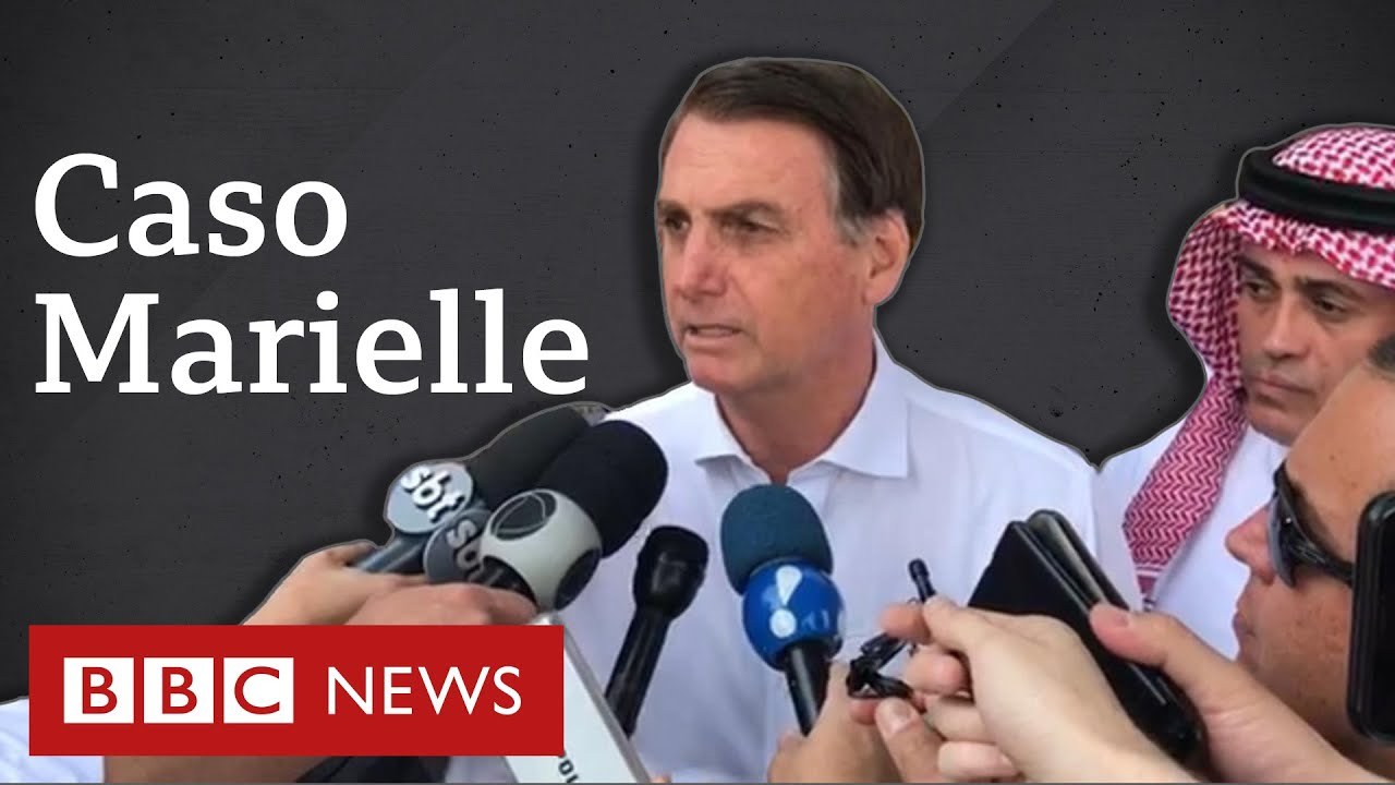 Caso Marielle: Bolsonaro ataca Globo, Witzel e diz que acionou Moro para novo depoimento de porteiro