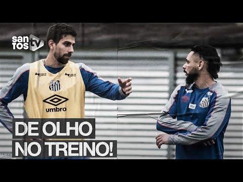 LUAN PERES E PARÁ EM CAMPO | DE OLHO NO TREINO (03/08/19)