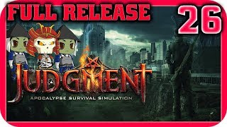 JUDGMENT: APOCALYPSE SURVIVAL SIMULATION   Researching the Rail   26   Judgment Campaign Gameplay