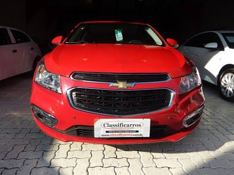 Chevrolet Cruze 1.8 LT Sport6 16V (Flex) Automático 2015