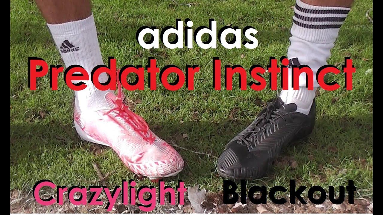 5fce7547ef4d Adidas Crazylight Predator Instinct  Test Review!
