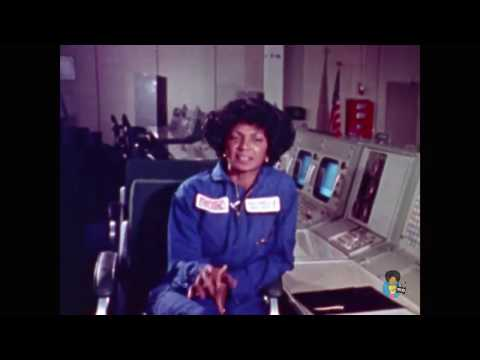 Nichelle Nichols - NASA Recruitment Film (1977)