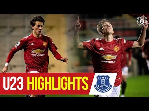 U23 Highlights | Manchester United 2-1 Everton | The Academy