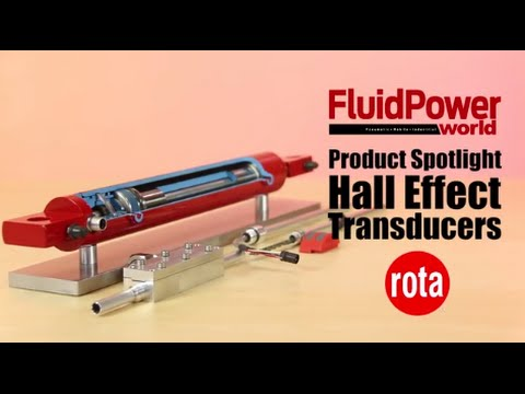 Hall-effect technology boosts position transducers