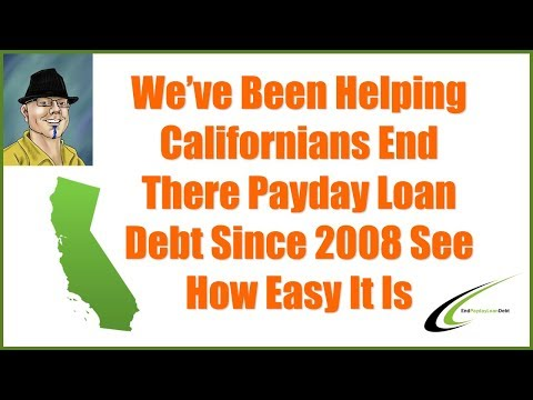 How To Get Out Of Payday Loan Debt In California