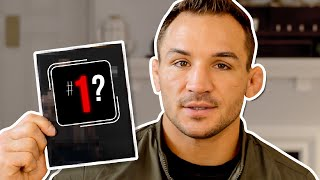 Michael Chandler Breaks Down and Ranks the 10 Top UFC Lightweights