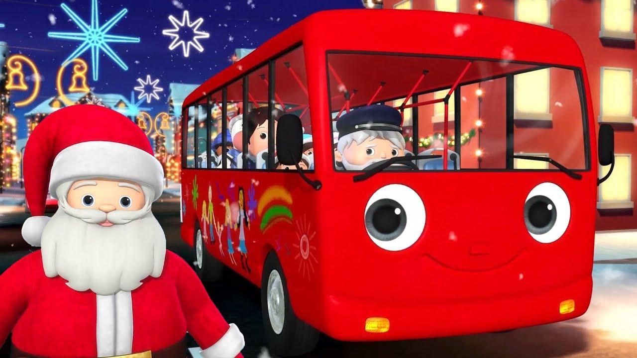 Canciones Infantiles de Navidad Dibujos Animados