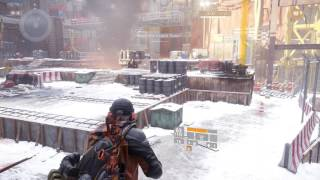 The Division Napalm Production Site Legendary Solo PC