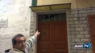 """Ginosa: """"  Stamattina alle 8:30 esplosa  Bomba Carta in Via Savoia""""."""