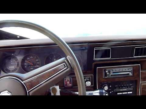 1985 Pontiac Parisienne test drive