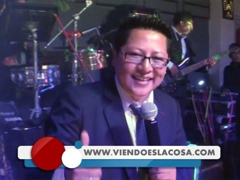 VIDEO: AGRUPACIÓN ANÓNIMO - No Quiero Más De Ti - En Vivo - WWW.VIENDOESLACOSA.COM - Cumbia 2015