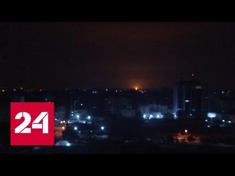 Обменялись ракетными ударами: Израиль обстрелял объекты террористов в секторе Газа - Россия 24