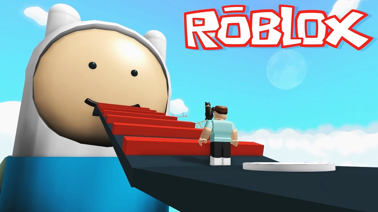 Roblox Adventures / Adventure Time Obby! / Get Eaten by ...