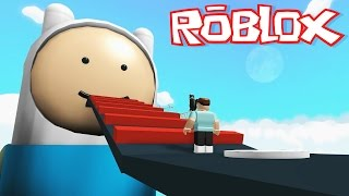 Roblox Adventures / Adventure Time Obby! / Get Eaten by Finn!