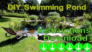 Diy Swimming Pond