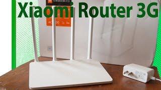 обзор Xiaomi mi router 3g - лучший роутер даже в 2019 году 1GB/S USB 3.0